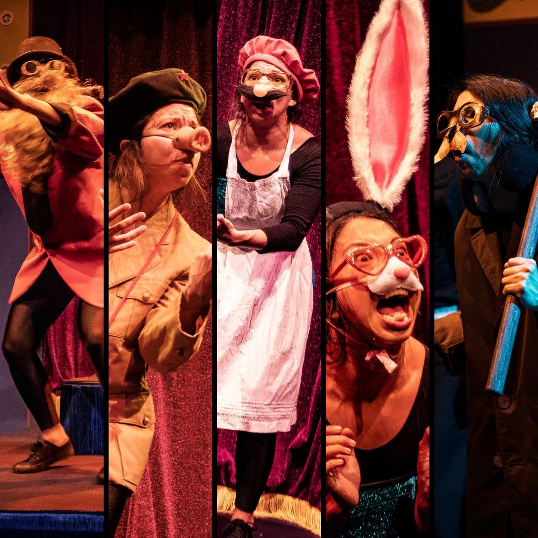 'L'Odissea d'Ulisses' d'Iguana Teatre a la FIET